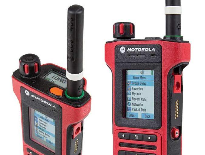 Radio Atex Motorola